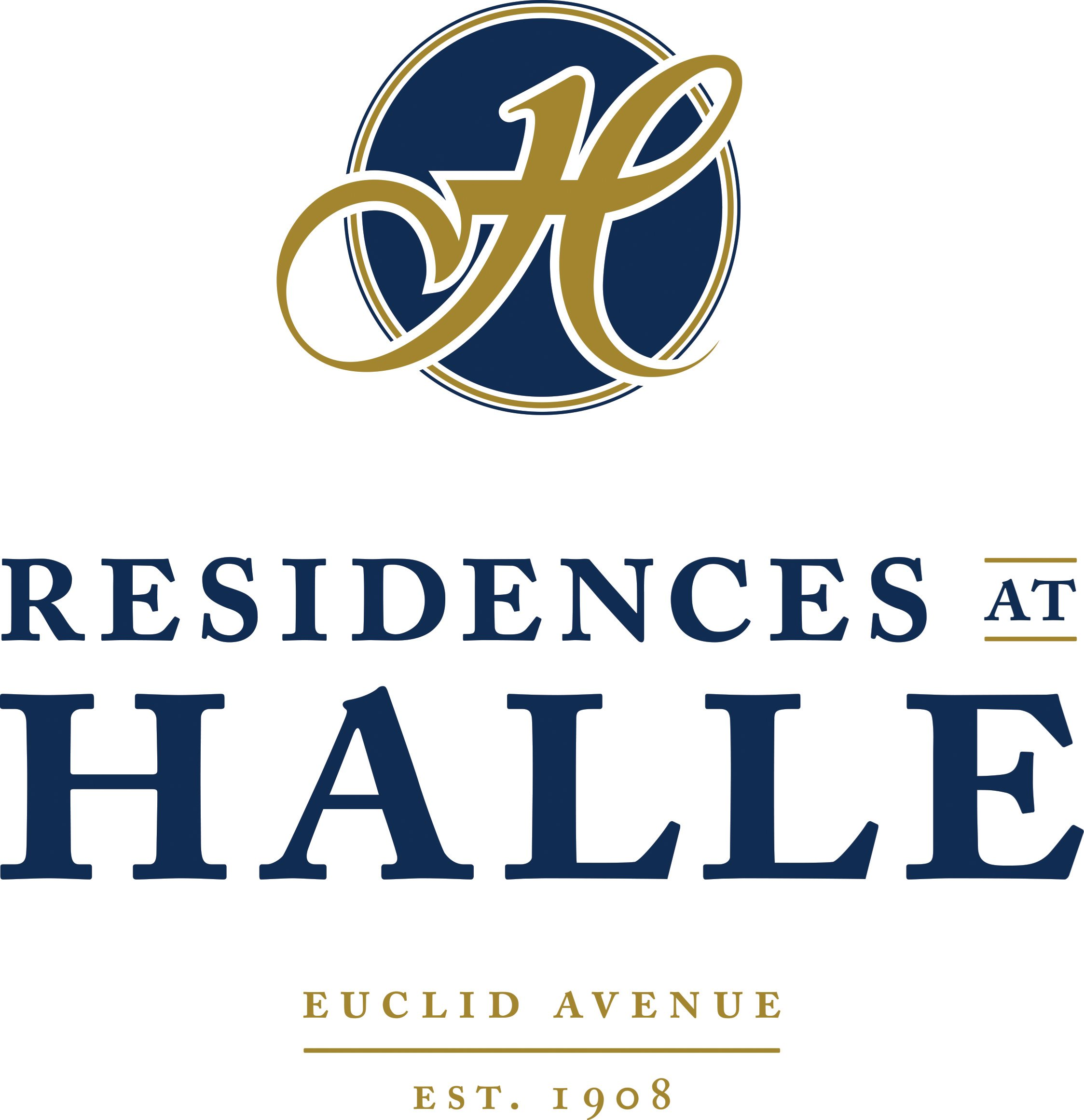 Residences at Halle Logo