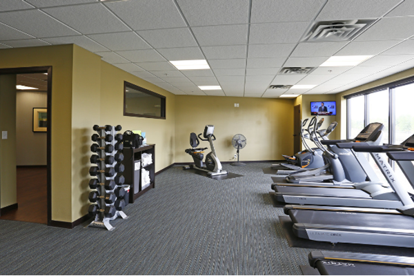 Victoria Park Fitness Center Cardio & Free Weights