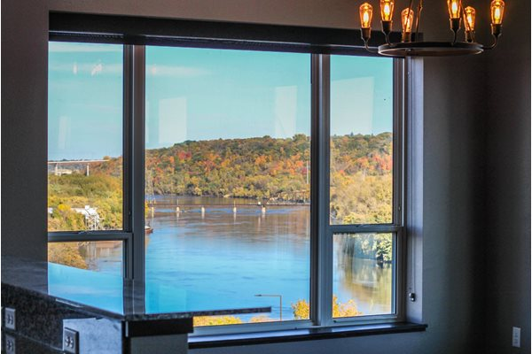 Sweeping River Views from V2 Apartments