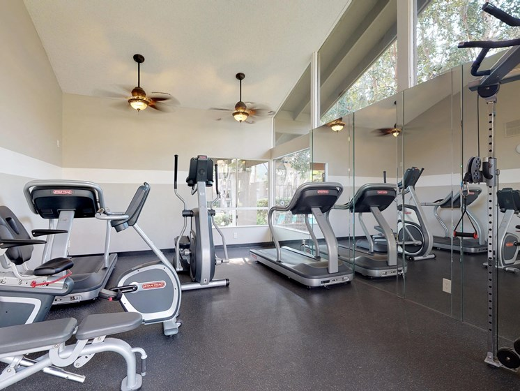 Mountain View Apartments Fitness Center