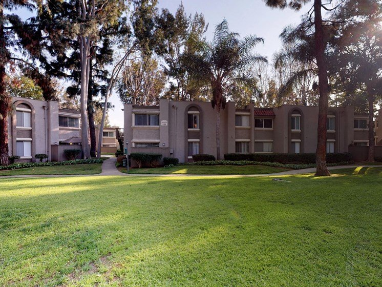 Mountain View Apartments Outdoor Landscape