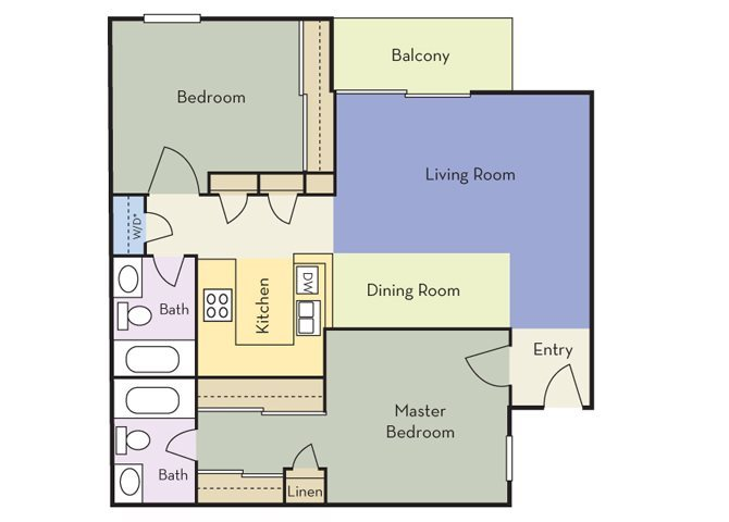 Whitney Floor Plan 4