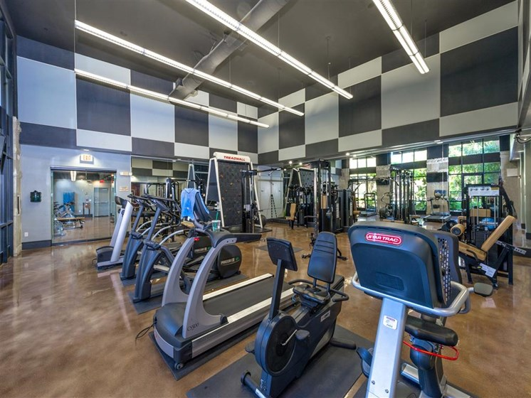 State-Of-The-Art Fitness Center at The Madison at Town Center, Valencia, 91355