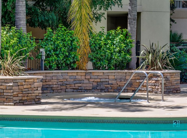 Year-Round Hot Tub at The Madison at Town Center, Valencia, 91355