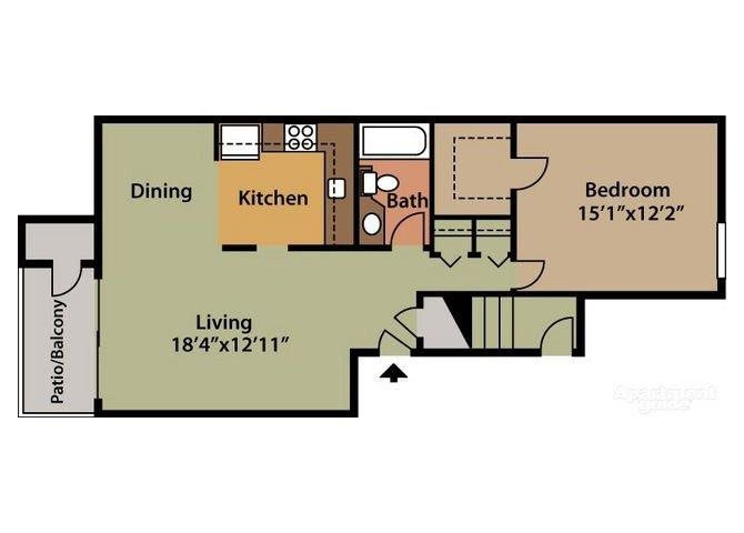 Alpine Floor Plan 3