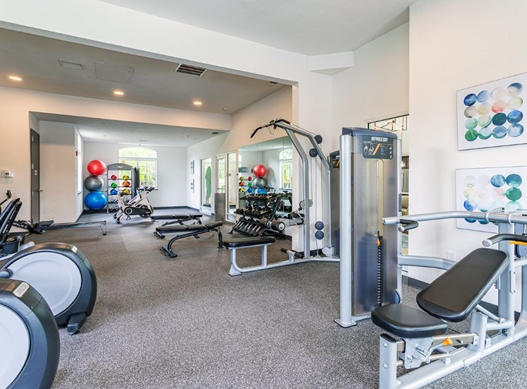 Dominium_Chapel Trace_Fitness Center
