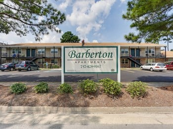 605 Barberton Drive, #A104 1-2 Beds Apartment for Rent Photo Gallery 1