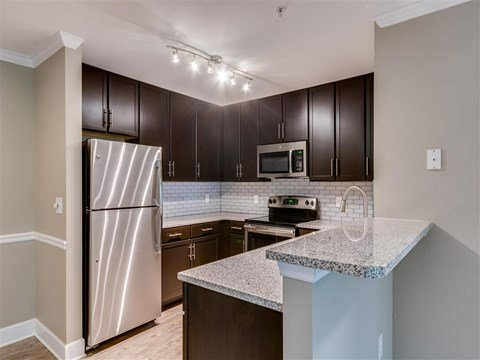 Harbor Creek Apartments Canton stainless steel appliances