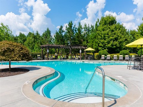 Harbor Creek Apartments Canton Outdoor swimming pool