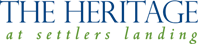 The Heritage at Settlers Landing Logo
