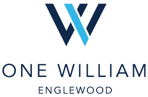 one william, englewood nj, logo, luxury apartments, greater nyc area