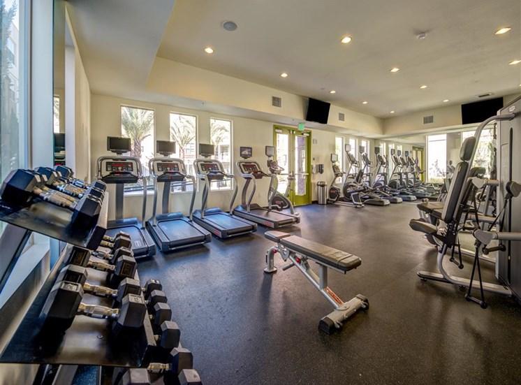 High-Tech Fitness Center at Monterey Station, Pomona, CA 91767