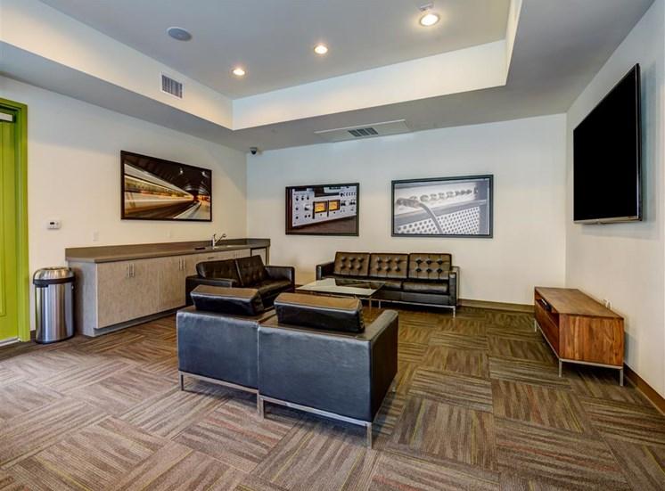 TV Lounge at Monterey Station, Pomona