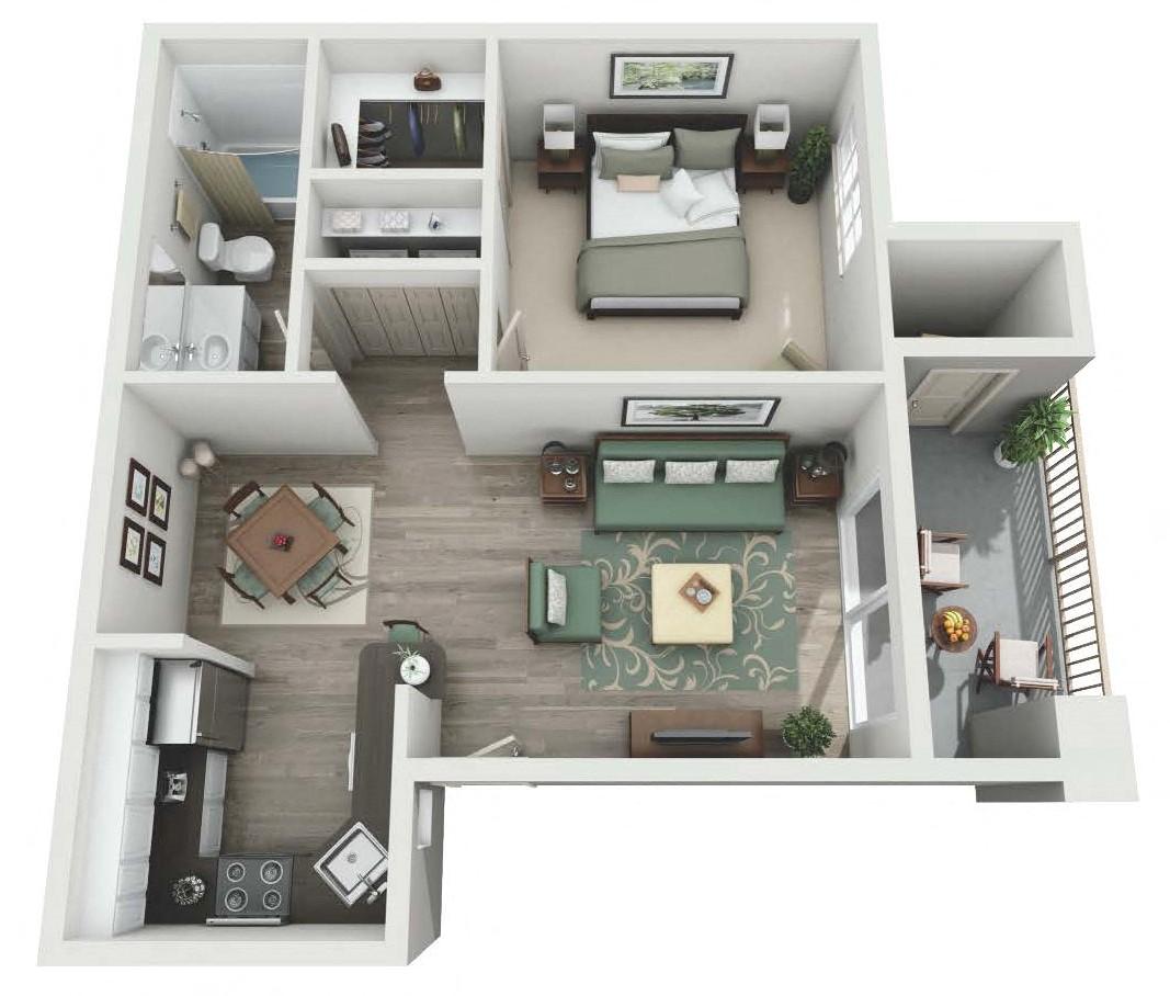 Crestone Apartments: 1, 2 & 3 Bedroom Apartments In Phoenix, AZ