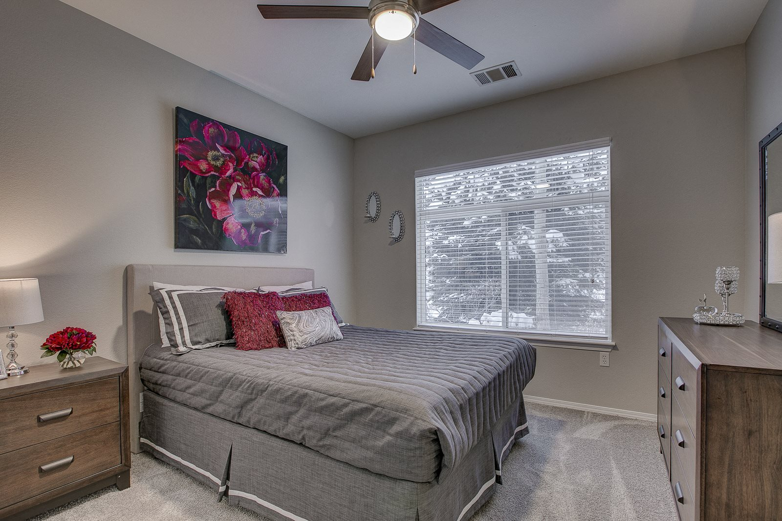 Red Canyon Master Bedroom