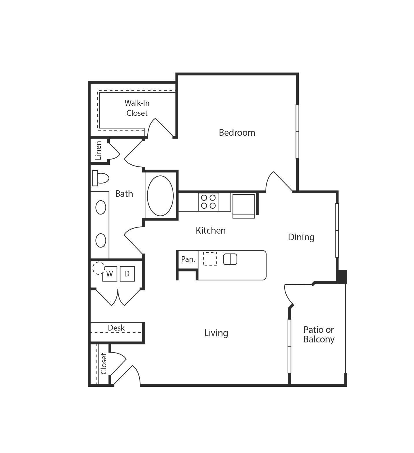Woodland Hills Apartments Humble: Generation Grove Apartments In Humble, Tx