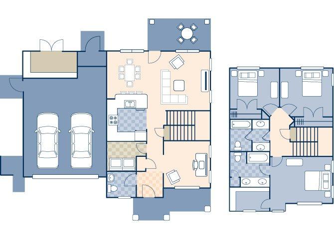 Beale East 2020 Floor Plan 3