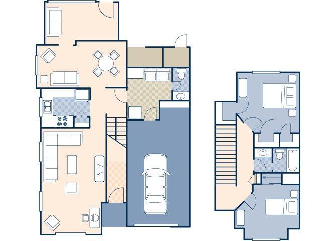 Brookview 984 Floor Plan 14