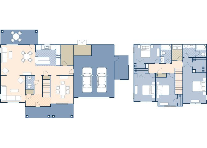 Lakeview 2310 Floor Plan 16
