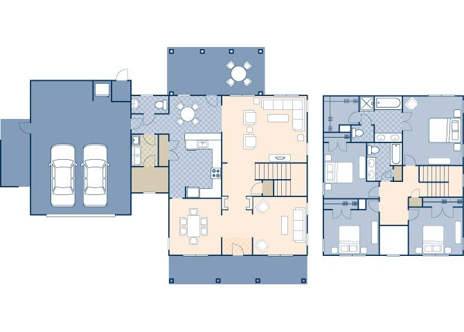 Lakeview 2541 Floor Plan 17
