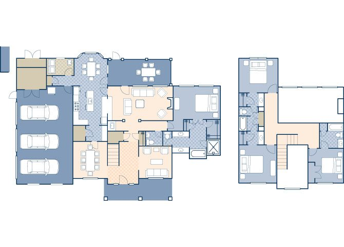 Lakeview 3342 Floor Plan 18