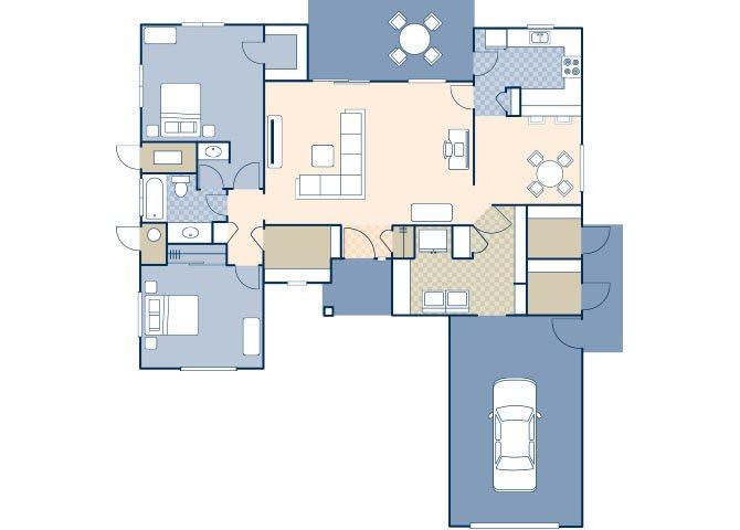 Mountain View 995 Floor Plan 20