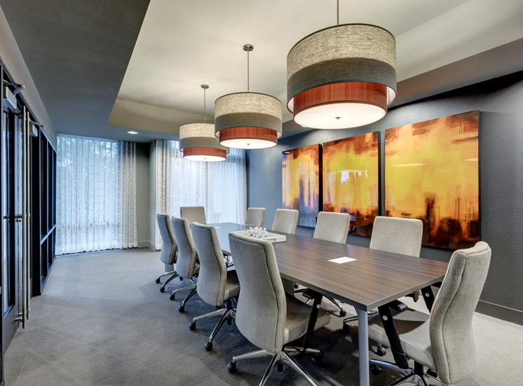 conference room apartments in katy