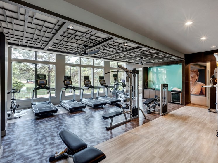apartments in katy with a fitness center