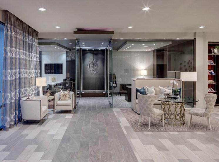 lobby apartments in katy