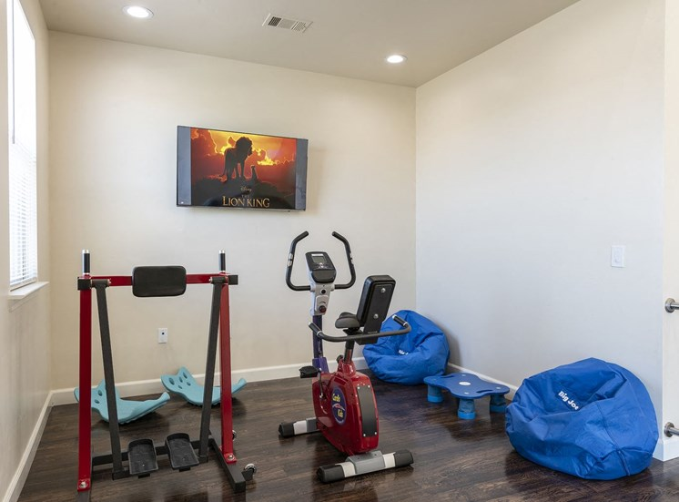 Gym and Equipment at Tempranillo Apartment Homes