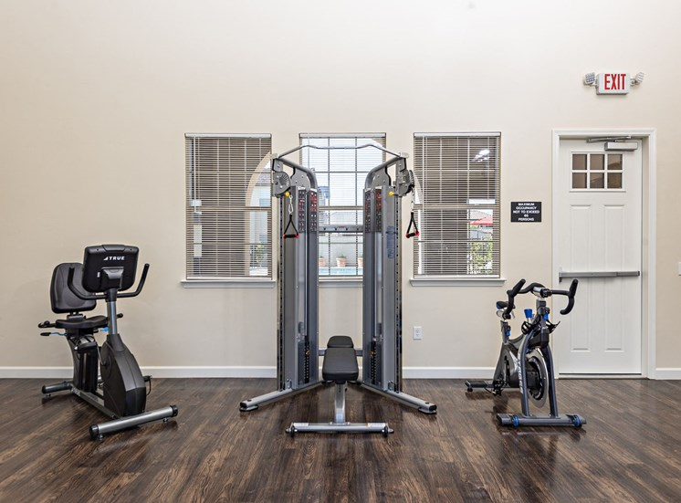 Gym Equipment at Tempranillo Apartment Homes