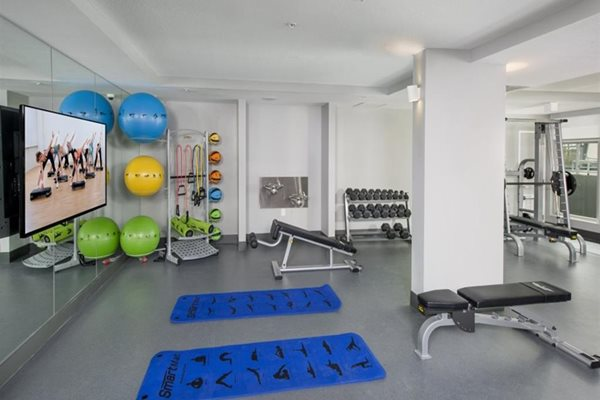 Fitness Center at SofA