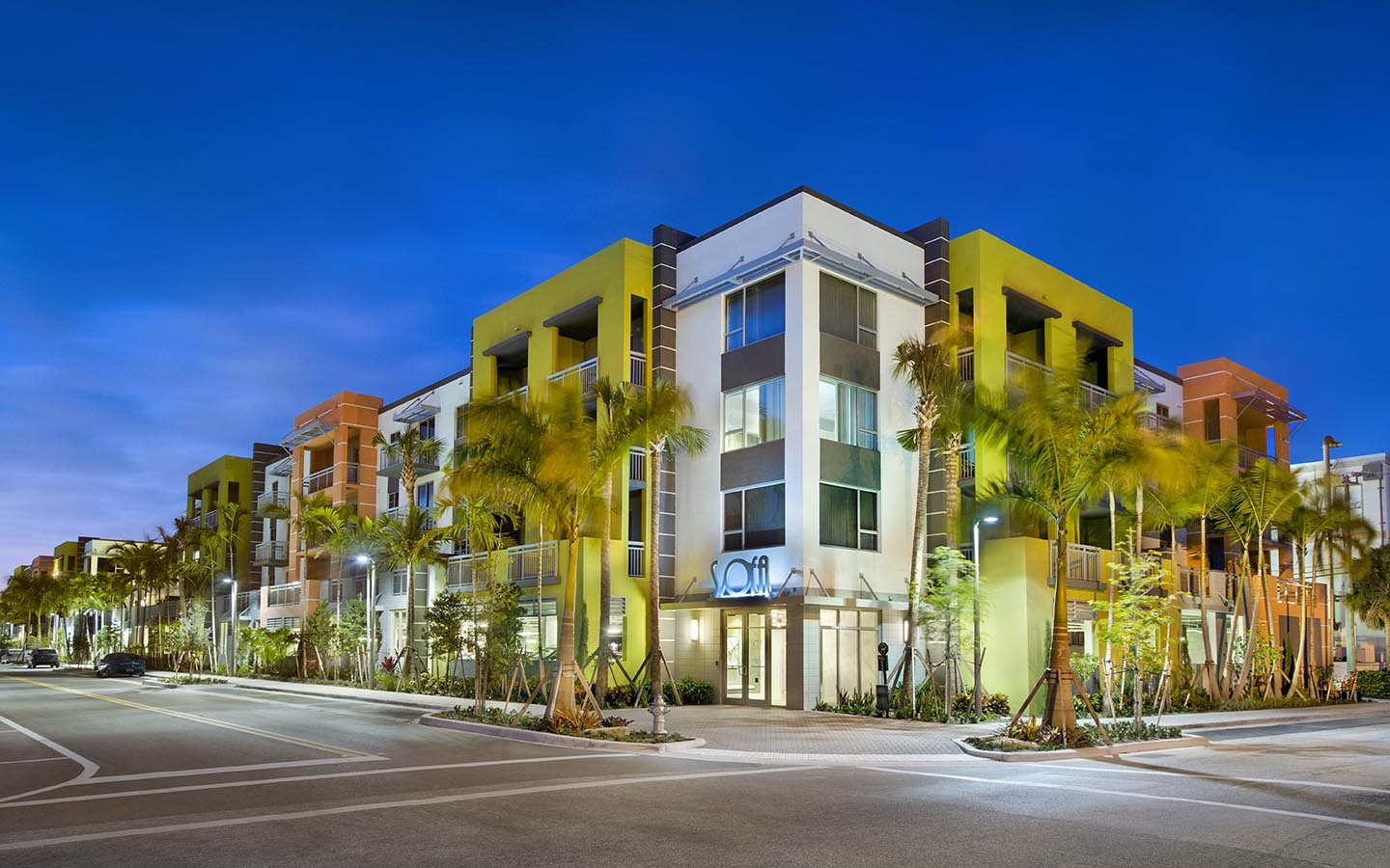 Comfortable Apartments With Thoughtful Amenities At Sofa Downtown Luxury Delray Beach 33483