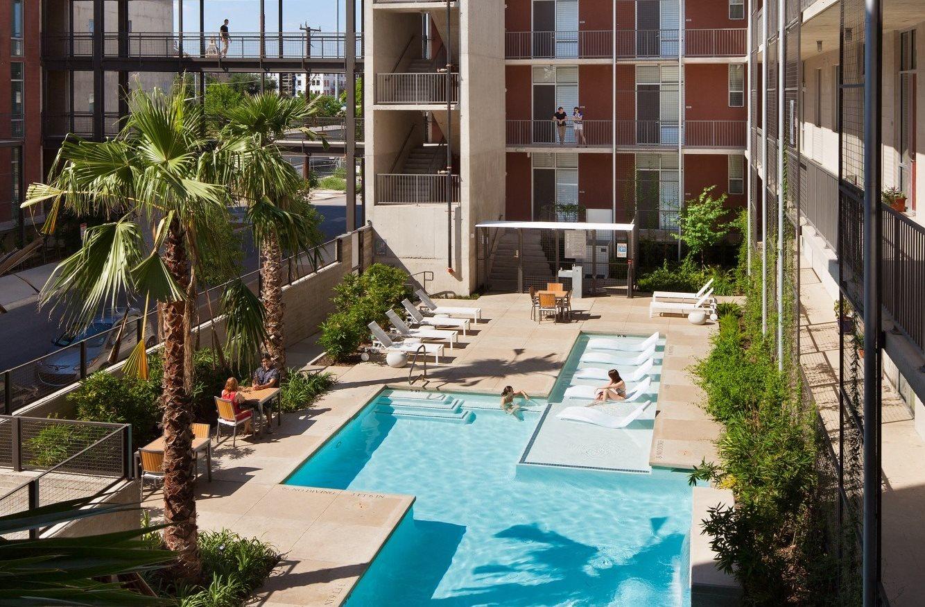 1221 Broadway Lofts Apartments In San Antonio Tx