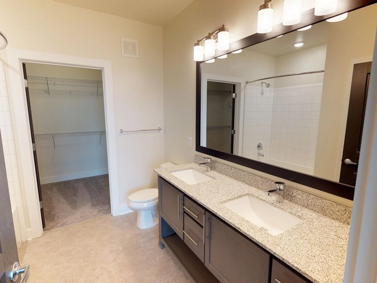 Large Bathrooms with Walk In Closets, at The Kirkwood, GA 30317
