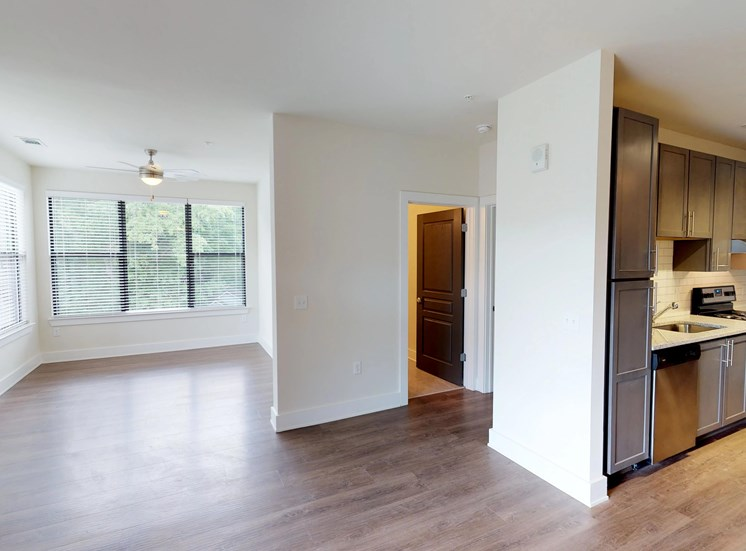 Luxury Apartments in Kirkwood | The Kirkwood Apartments | Large Windows that give Natural Light