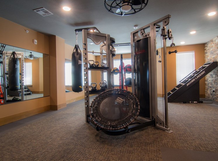fitness center apartments in westminster