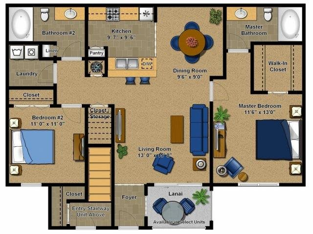 Banyan Floor Plan 3