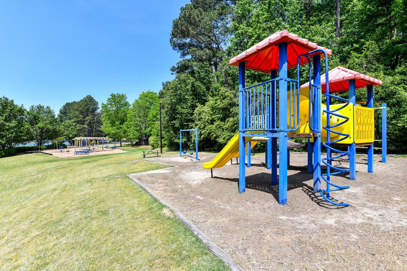 Playground at The Lakes at Windward, Alpharetta, Georgia