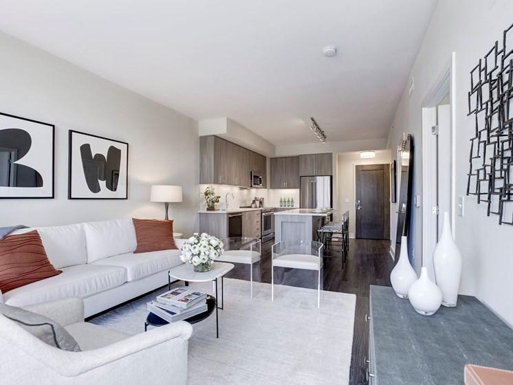 Living Room AO5a- One Bedroom