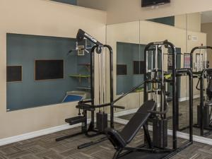Crestmont Reserve Apartment Homes Dallas, TX Fitness Center