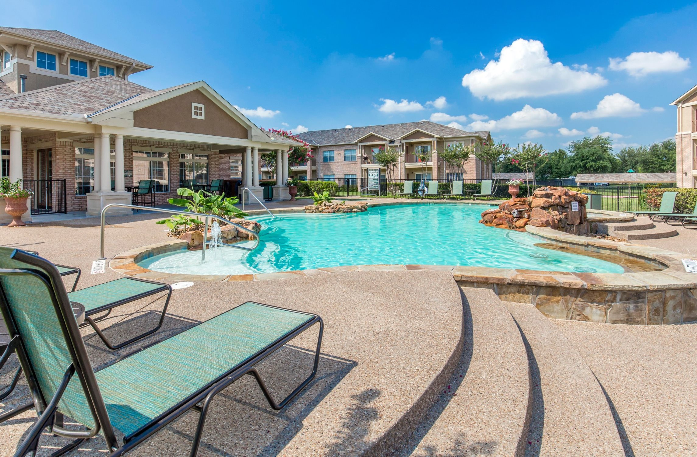 Villas Of El Dorado Apartments In Mckinney Tx