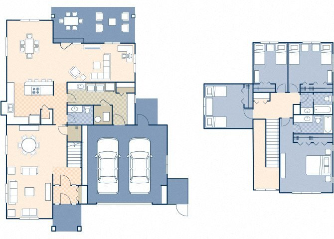 Atlas Village 2218 Floor Plan 4