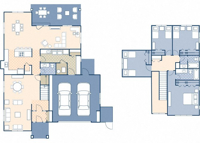 Atlas Village 2336 Floor Plan 5
