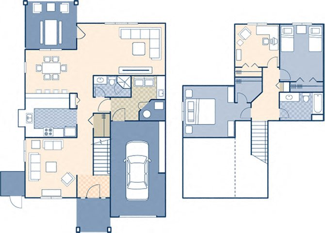 Jupiter Village 1439 Floor Plan 6