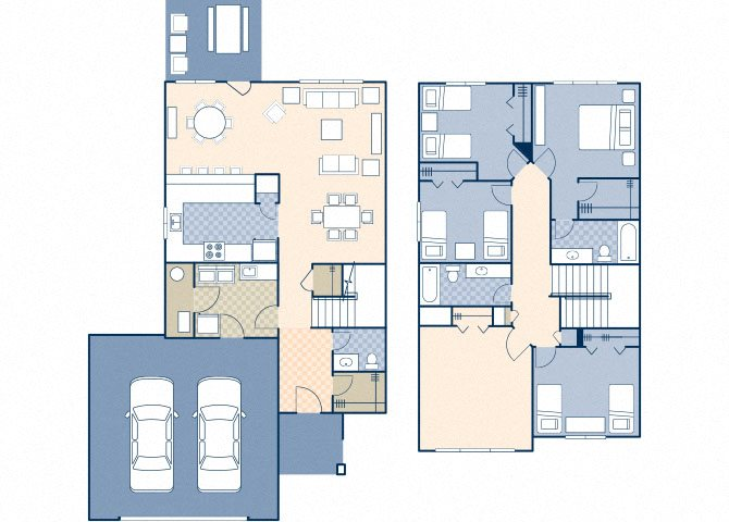 Jupiter Village 1803 Floor Plan 7