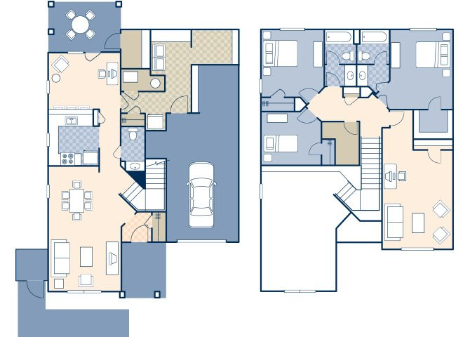 Matador Manor 1568 Floor Plan 12
