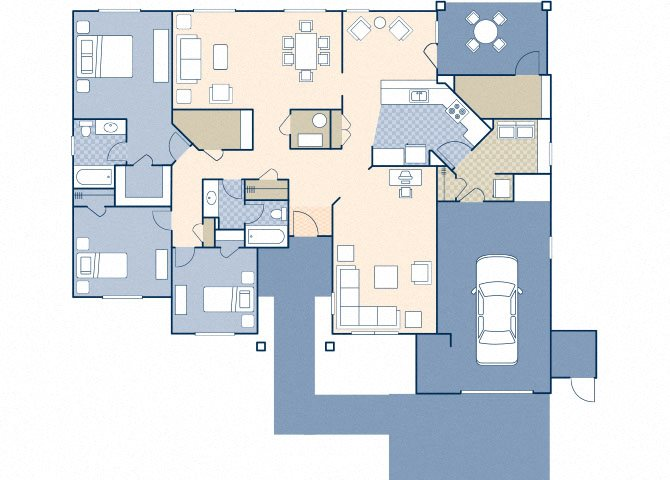 Matador Manor 1562 Floor Plan 9