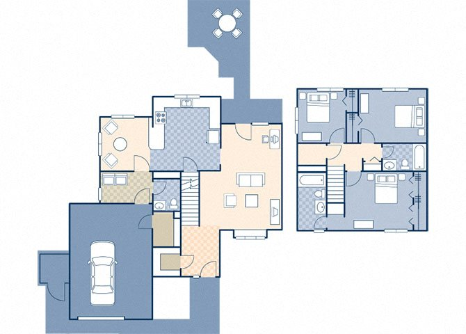 Minuteman Village 1663 Floor Plan 17