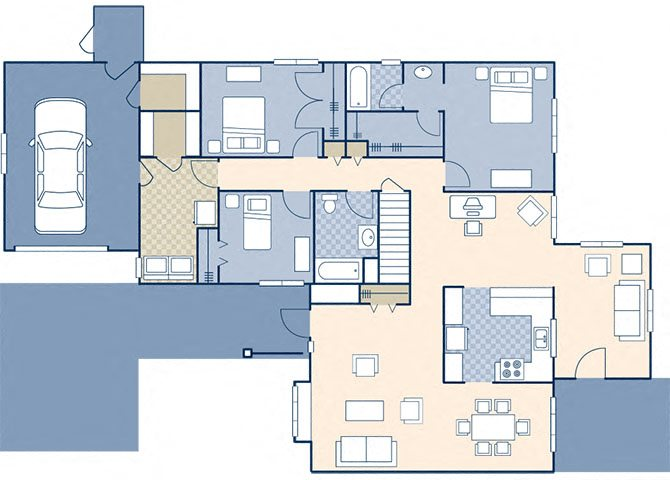Minuteman Village 1575 Floor Plan 16